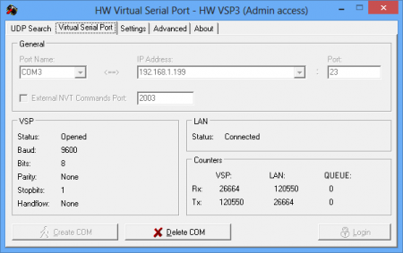 VSP3 config 1