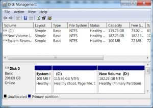 Review of EaseUS Partition Master Professional v10.8 Finished Partition